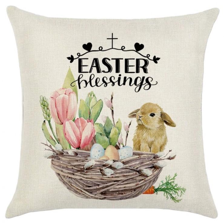 Spring Floral Pillow Spring Decor 12 Garden Blessings Accent Pillow Garden Pillow Gift ideas Easter Decor Mom Gifts